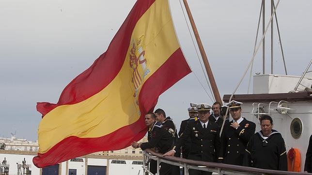 La Armada quiere evitar otro caso 'Elcano' con más controles antidroga en sus barcos