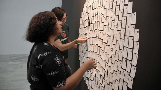 El ECCO dialoga con el proceso creativo de cuatro parejas artísticas en 'Dúo'