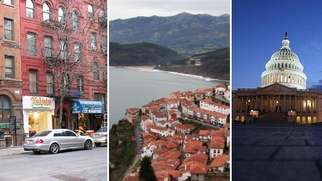 Siete lugares reales a los que cualquier seriéfilo viajero querría ir