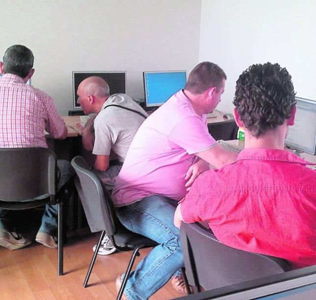 Parados de Espera y Algar comienzan los cursos del plan Empleo