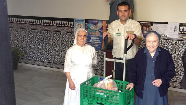 Mercadona colabora con nuevos comedores sociales en Jerez y Algeciras