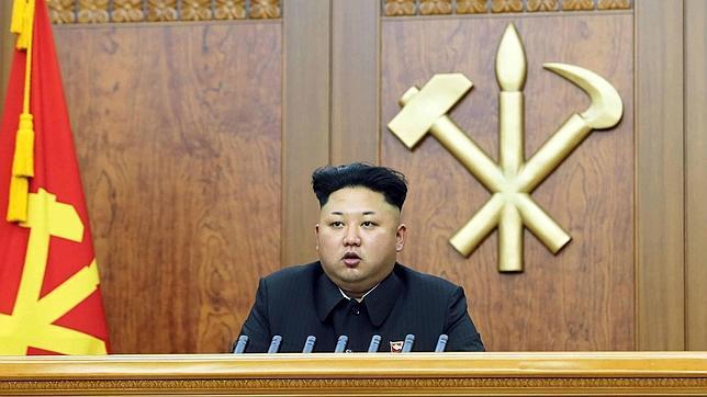 Kim Jong-un, dictador de Corea del Norte