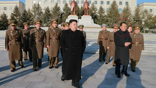 La imagen más reciente de Kim Jong-un, el pasado 13 de enero
