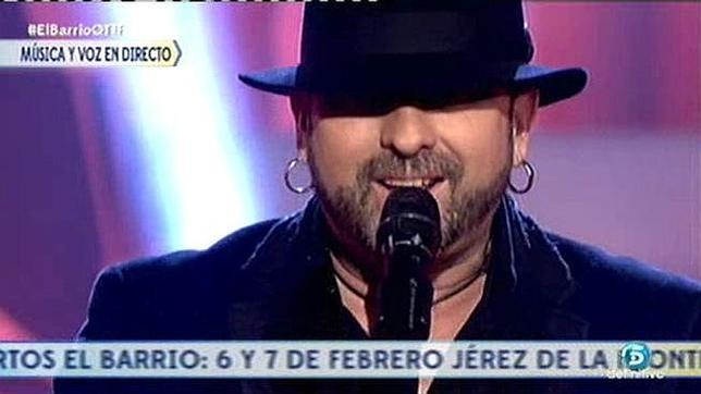 El Barrio canta 'Arte' en directo en 'Qué tiempo tan feliz!'