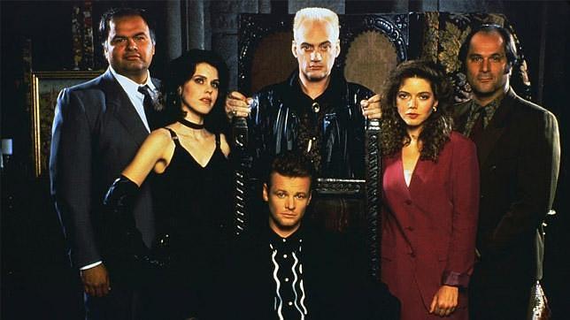 Las mejores series de vampiros emitidas en España