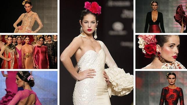 Simof 2015: Las mejores imágenes de la pasarela de moda flamenca