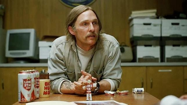 El personaje interpretado por el actor Matthew McConaughey.