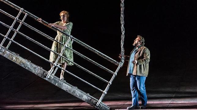 La Royal Opera House trae a los cines de Cádiz 'El holandés errante'