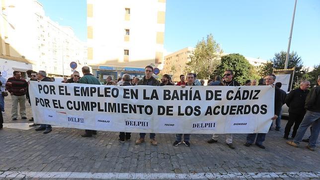 Los exdelphis piden a la Junta que homologue sus cursos