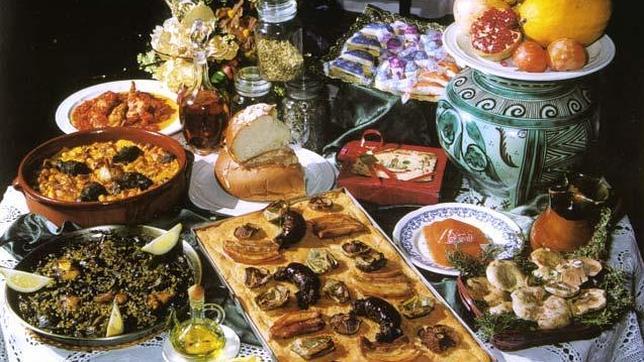 La gastronomía valenciana además de la paella