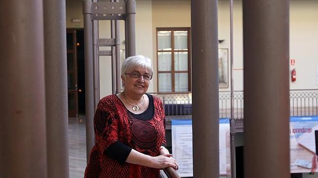 La profesora irlandesa Carol McGuinness