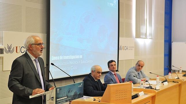 El primer máster oficial en Arqueología Náutica y Subacuática de España se estudiará en Cádiz