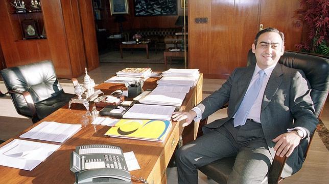 Rodríguez de Castro, cuando ocupaba el puesto de delegado