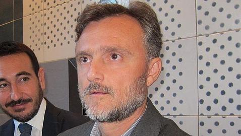 José Fiscal en primer plano