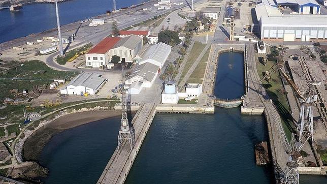 Navantia celebra los 40 años del astillero de Puerto Real con una jornada de puertas abiertas