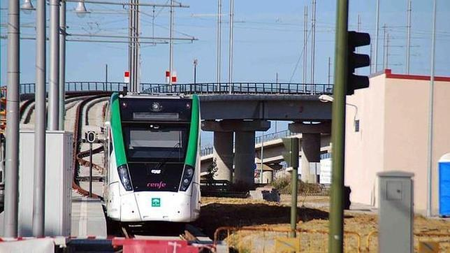 Más de un millón de euros para nuevas pruebas del tranvía