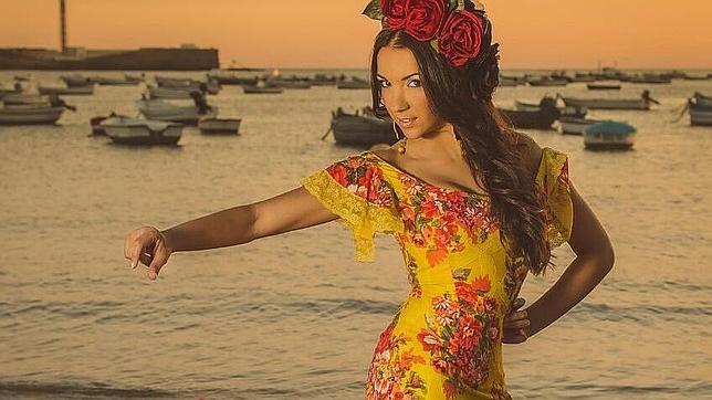 Una gaditana participará en el concurso Miss Mesoamérica 2015