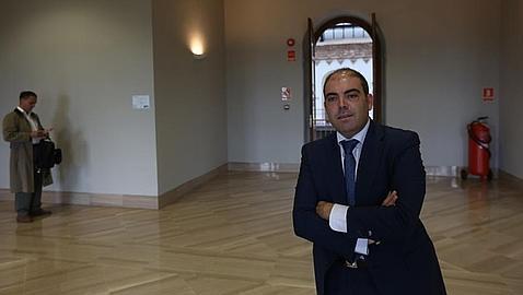 Lorenzo Amor ha participado esta semana en un foro de la Cámara de Comercio de Cádiz