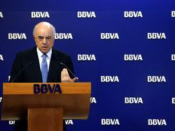 BBVA admite que las pérdidas por el 'fraude Madoff' pueden llegar a ser de 300 millones de euros