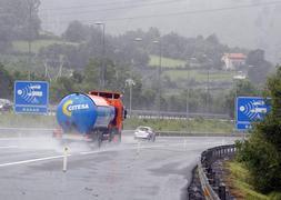 Los radares de tramo se ponen en marcha aunque sin multar