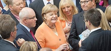 Alemania aprueba el rescate de por amplia mayoría