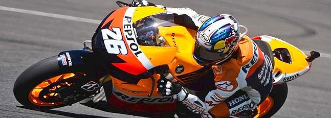 Pedrosa saldr� desde la 'pole' en Indian�polis