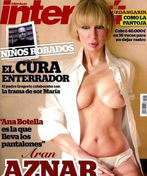 La Sobrina De Aznar Se Desnuda