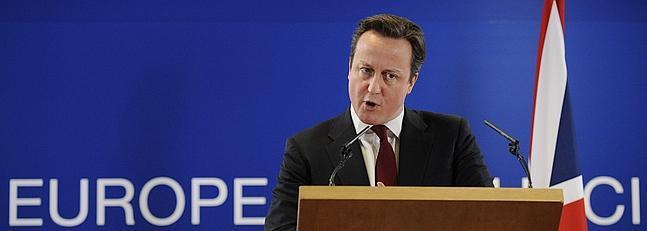 Cameron discrepa con el Papa sobre las Malvinas