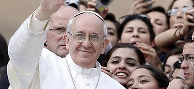 El Papa lavará hoy los pies a 12 jóvenes presos