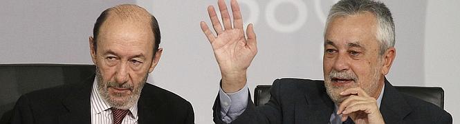 El PSOE andaluz celebrará primarias en julio para sustituir a Griñán como candidato