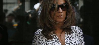 Rosalía Iglesias no acude a la Audiencia Nacional