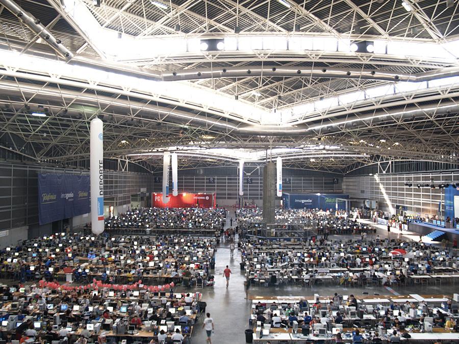 Campus Party Bogotá 2009