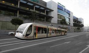 El tranvía a Cádiz contará con siete paradas en la ciudad