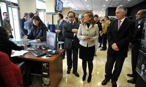 Diputaci n la primera oficina virtual de recaudaci n de for Oficina virtual sevilla