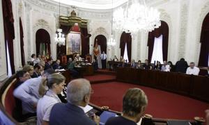 El PP saca adelante en solitario el nuevo PGOU de Cádiz