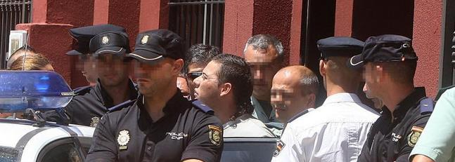 Prisin sin fianza para el presunto autor confeso del for Juzgado del crimen