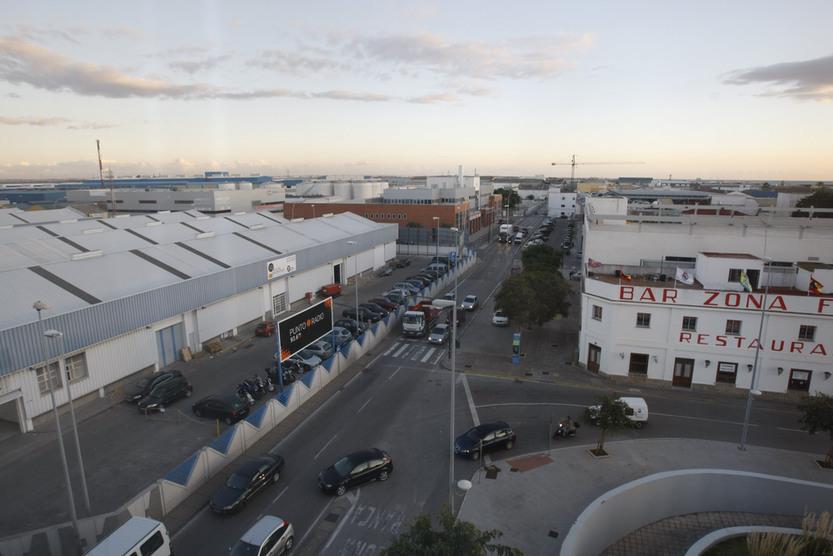 Zona Franca contará en 2011 con 5.000 metros cuadrados de naves de realojo