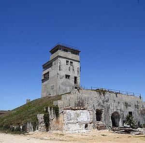 Cultura da el visto bueno al derribo de la torre de los polvorines en San Sebastián