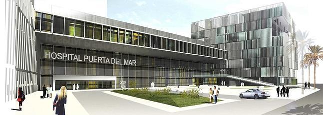 El nuevo hospital se construirá por fases y lo pagará la Junta a plazos