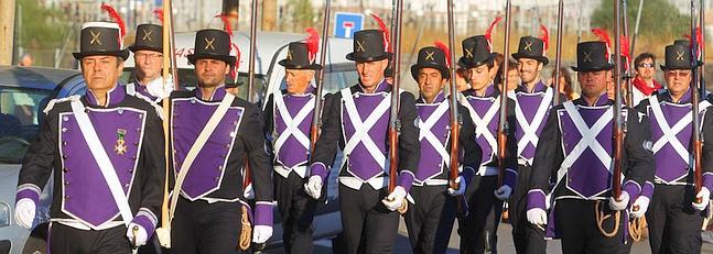 Puntales recuerda a sus Artilleros durante la Fiesta de los Cañonazos
