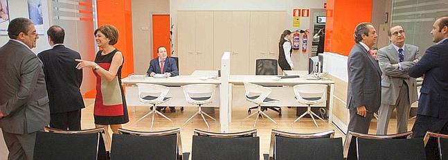 asisa inaugura la nueva sede de su delegacin provincial
