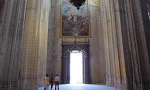La Iglesia reprocha a la Junta de Andalucía el abandono de Santiago