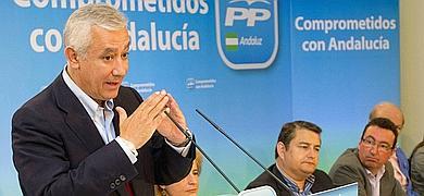 Arenas abandona Andalucía