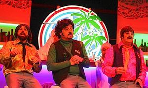 La chirigota del Love será 'Los optimistas' en el Carnaval 2013