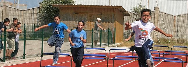 El deporte escolar municipal, reducido a solo tres meses