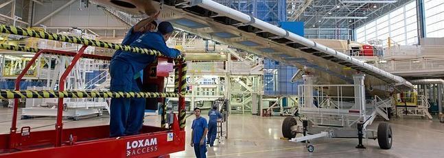 Planta Airbus