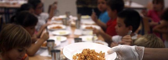 Los comedores escolares vuelven a prestar servicio el for Empresas comedores escolares