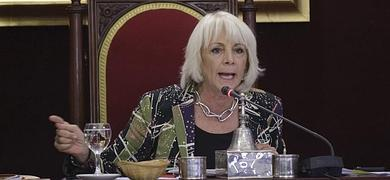 Teófila Martínez niega haber recibido aportación de Luis Bárcenas