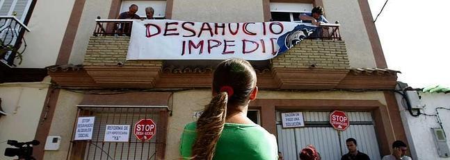La Justicia tendrá que revisar en Cádiz casi 2.000 expedientes de ejecución hipotecaria