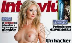 Olvido Hormigos Se Desnuda En La Revista Interviú Y Desata La Polémica
